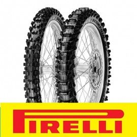 Pirelli 70/100 - 17 40M NHS SCORPION MX MID SOFT