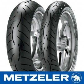 Metzeler ROADTEC Z8 INTERACT 190/55 ZR 17 M/C (75W) TL (M)