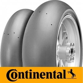 Continental 120/70R17 TL NHS ContiTrack Soft