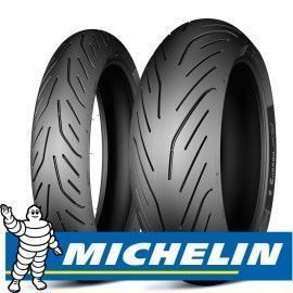 PILOT POWER 3 SCOOTER 120/70 R 14 55H TL F Michelin