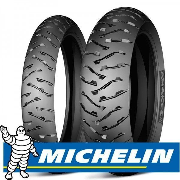 Juego Michelin Anakee 3 110+150