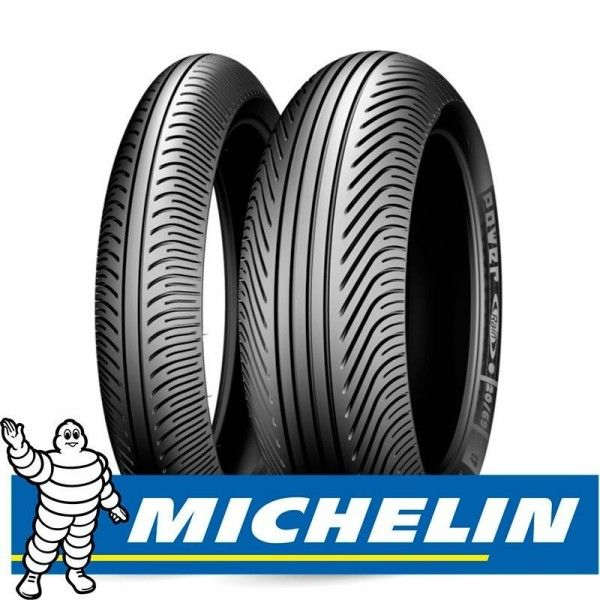 Michelin 12/60 R 17 POWER RAIN F TL