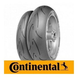 Continental 160/60Z R 17 M/C 69W TL ContiRaceAttack 2 SOFT