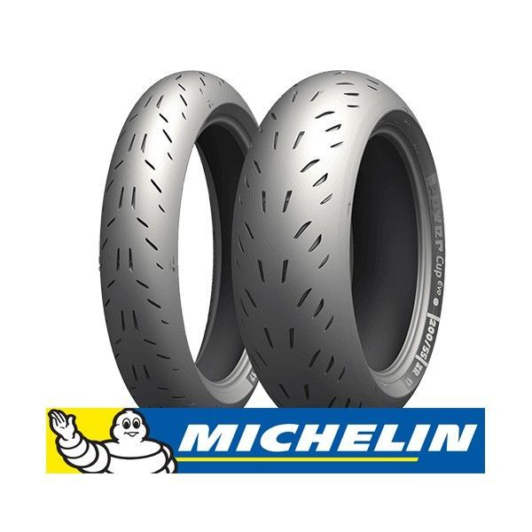 Juego Michelin Power Cup Evo 120+190
