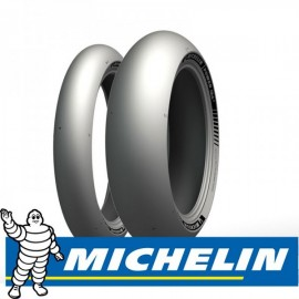 Juego Michelin Power Slick 2 120+190